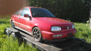 1998 Volkswagen GTI Coupe (2 door)