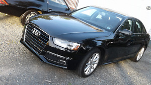 2015 Audi A4 Sedan in Just-Off-The-Lot condition