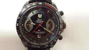 Rolex, Tag Heuer, Breitling, Hublot, Ulyse Nardin watch for sale West Island Greater Montréal image 3
