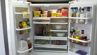 Whirlpool Gold French Door Fridge