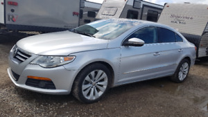 2010 VW CC SPORT 2L 16 V Silver/Grey SEDAN!