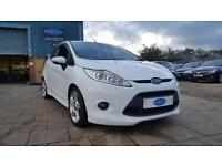 2011 FORD FIESTA ZETEC S 1.6TDCi, FINANCE AVAILABLE
