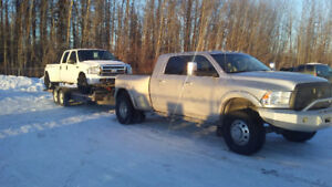 Towing from Calgary to Vancouver 5879302419