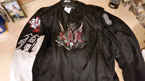 Honda CBR motorcycle jacket brand new with tags 3xl