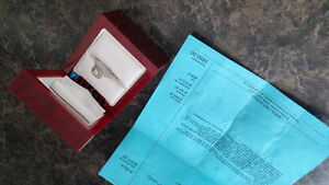 Size 7 engagement ring