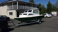 17' boat for sale