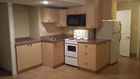 Newly Renovated 1 Bedroom West-End Basement Suite for Rent