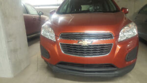 2014 Chevy Trax