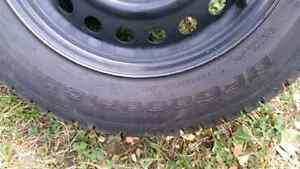 195/65/r15 winter tires for sale!  Cambridge Kitchener Area image 4