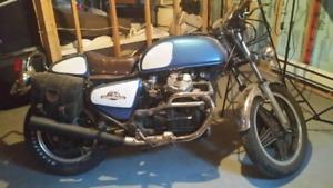 Honda cx 500 1978