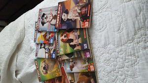 Scholastic books all about dogs