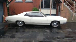 Classic 1969 Ford Galaxie 500 , One Owner!