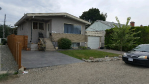 Fully furnished 2 Bedroom basement suite kelowna south by kgh