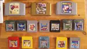 NINTENDO GAMES FOR TRADE