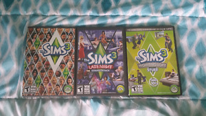 The Sims 3 & Expansion Packs