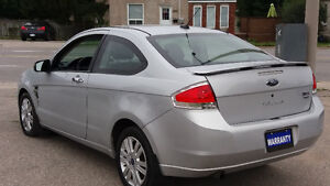 08 FORD FOCUS SES WITH MICROSOFT SYNC Cambridge Kitchener Area image 6