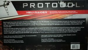 """BRAND NEW, $60 (or best offer) """"Heli-Raider"""" RC Helicopter!!! London Ontario image 4"""