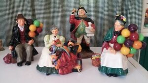 discontuned Royal Doulton Figurines