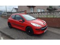 2007 Peugeot 207 1.4 HDi S 3dr