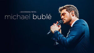 JUST RELEASED ::: Michael Buble @ Scotiabank Arena SATJul 27 8PM