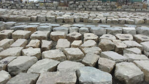 LANDSCAPE/RETAINING WALL ARMOUR STONE FOR SALE GREAT PRICES