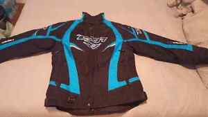 Women's FXR jacket with F.A.S.T. technology.