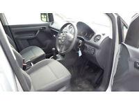 2015 Volkswagen Caddy 1.6TDI 102PS C20 Trendline Silver Diesel Van
