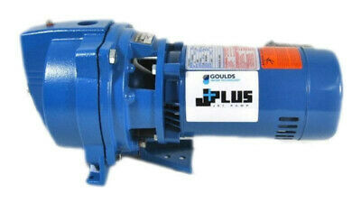 Goulds J15s 1 12 Hp Shallow Water Well Jet Pump 115230v