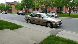 2001 BMW 740il