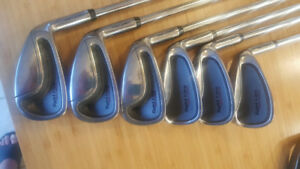Golf clubs for sale mens right handed.