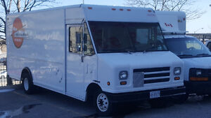 2001 Ford CSC Delivery Step Van