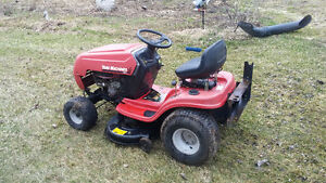 Yard Works riding lawnmower for sale or trade
