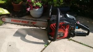 TROY-BILT--50cc--Newer 20in Bar and Chain