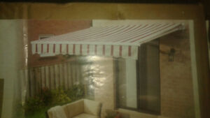 Awning 10ft X 8ft for sale