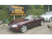 Mazda MX-5 1.8i Icon Ltd Edn * 6 Speed * LSD * Cream Leather * 1 of 750 Made *