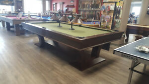 **9ft Pool Table**