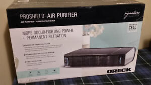ORECK PROSHIELD AIR PURIFIER   NEW IN BOX