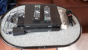 HOT Buy! 2 - Sony wireless blu ray players with HDMI Cables...
