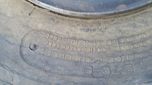 Utility trailer tires wanted (570-8 size)