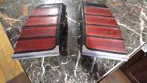 1974 monte-carlo tail lights West Island Greater Montréal image 1