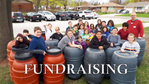 Sell Rain Barrels to get Your Share of $500,000!