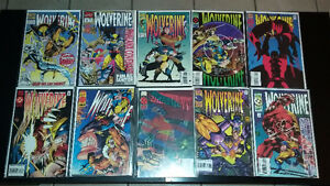 For Sale: Lot of Marvel Comics X-Men's Wolverine Gatineau Ottawa / Gatineau Area image 3