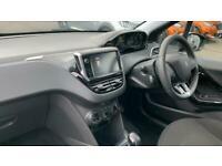 2018 Peugeot 208 1.2 PureTech Active (s/s) 5dr Hatchback Petrol Manual