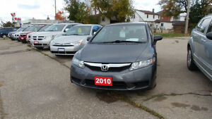 10 Honda Civic
