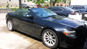 2005 bmw 645 Convertible roadster