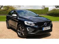 2014 Volvo XC60 D4 R-Design Manual with Rear P Manual Diesel Estate