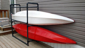 Custom Kayak Rack