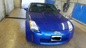 2005 Nissan 350Z Coupe (2 door)