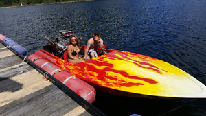 Hot Boat for sale or trade