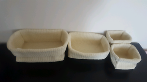 storage baskets Casula Liverpool Area Preview